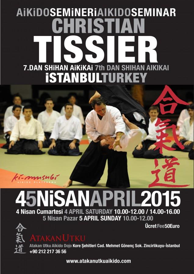 Tissier Shihan İstanbul'da