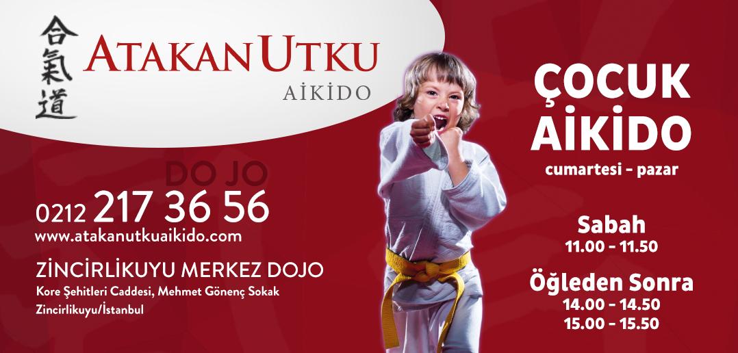 Çocuklar için Aikido