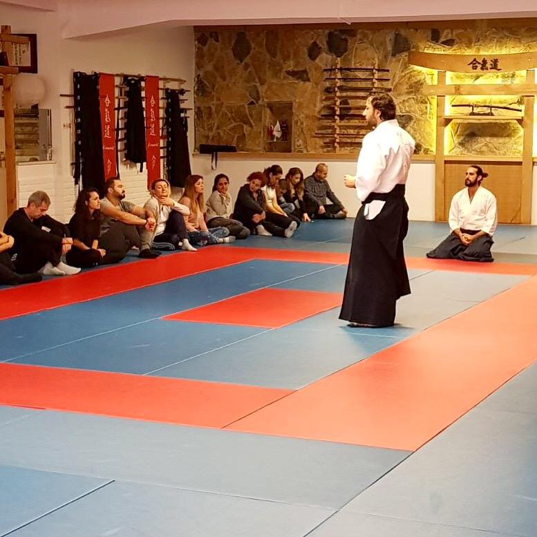 Aikido Eğitim Felsefemiz